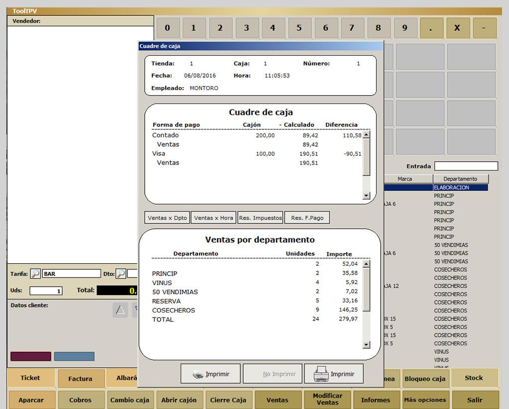 Software Agro Tesoreria