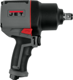 JET 505127 Pneumatic Impact Wrench with Ring Anvil, 3/4 in, 5.32 cfm, 936 bpm