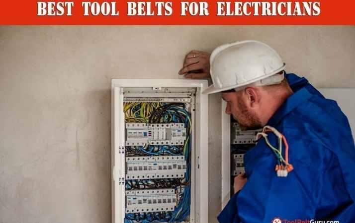 best electricians tool belts