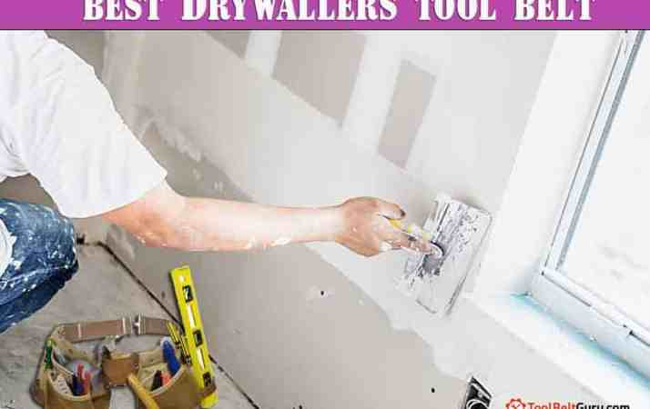 best Drywallers tool belt