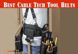 best tool belt for cable tech