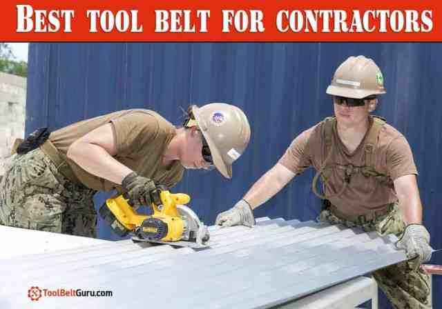 Best tool belt for contractors