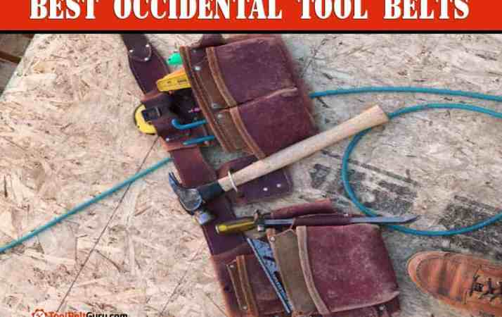 best occidental tool belts
