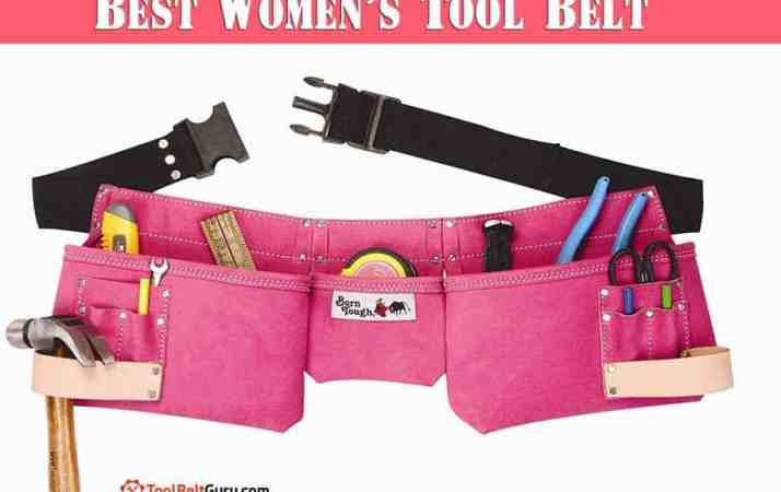 Best Women's Tool Belt