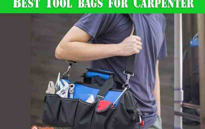 best Carpenter Tool Bags