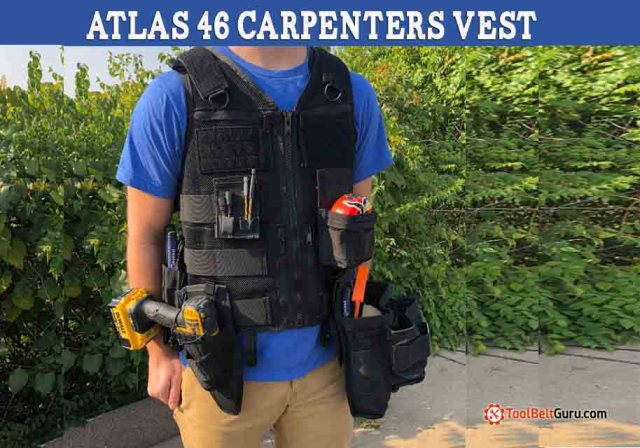 atlas 46 carpenters vest review