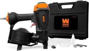 5.	WEN 61783 Pneumatic Coil Roofing Nailer
