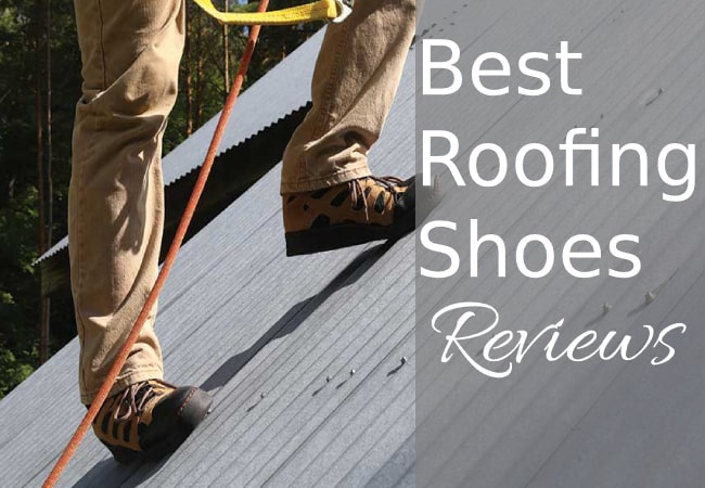 Top 18 Best Roofing Shoes (2020
