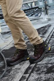 Danner Wedge Outsole and EH protection
