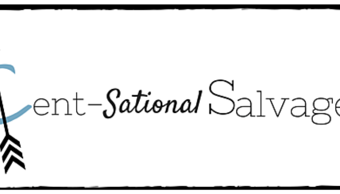 Announcing April's Cent-Sational Salvage Challenge Winner!