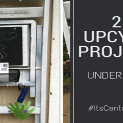 """25 """"Cent-Sational"""" Upcyle Projects Under $15"""