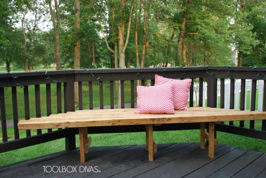 DIY Corner Bench copy