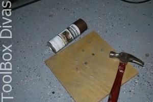 paint nails