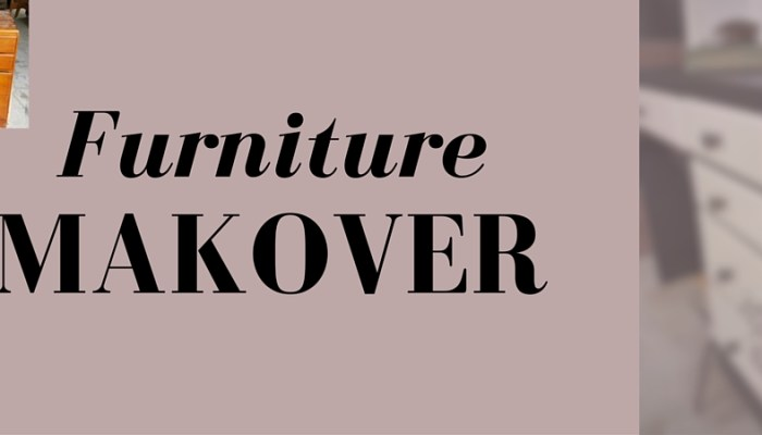 Furniture Makeover: Carla Transforms an Old Desk