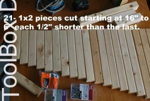 tree cut sizes