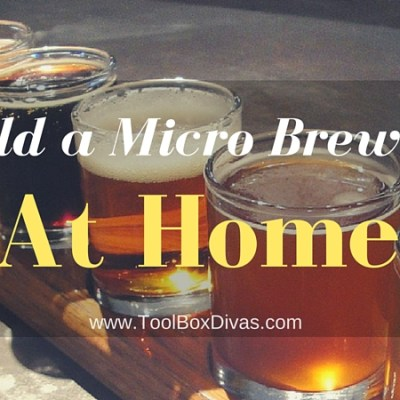 Wallet-Friendly Way to Build a Micro Brewery