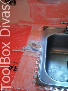 36 How to Tile Countertop- Toolbox Divas