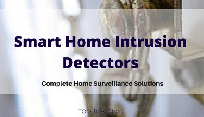 Smart Home Intrusion Detectors
