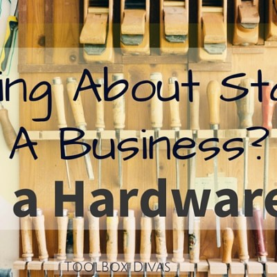 If I Were to Set up a Hardware Store