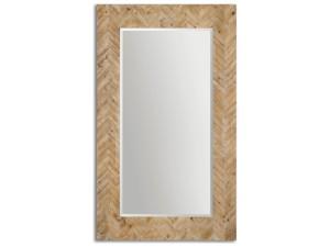 ToolBoxDivas_Uttermost Demetria 44 x 74 Oversized Wooden Floor Mirror