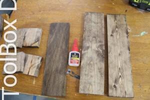 1 DIY Wooden Centerpiece - ToolBox Divas