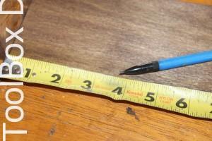 3-2. DIY Wooden Centerpiece - ToolBox Divas