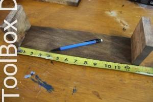 3. DIY Wooden Centerpiece - ToolBox Divas