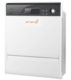 Oransi Max Best Air Purifier for Allergies and Dust with Highest Rated Filters by Doctors