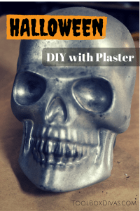 Create Spooktacular Halloween decor using plaster and concrete