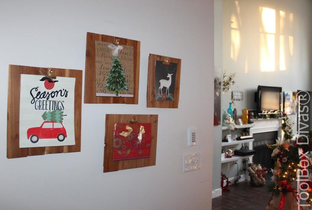 Gift Bag Wall Art - ToolBox Divas