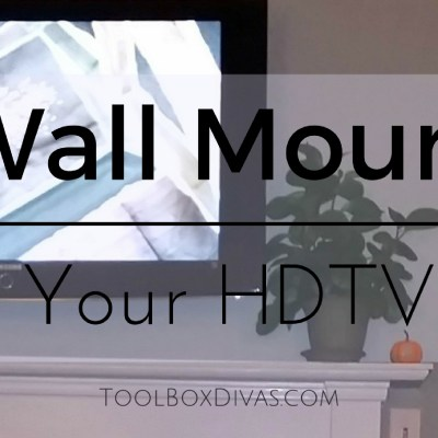 An Insider's Guide to Wall-Mounting Your HDTV