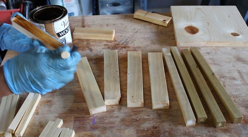 2.Wooden Lantern - ToolBox Divas