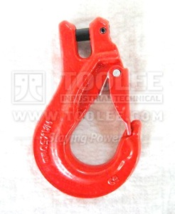 300 1267 Clevis Sling Hook with RECESSED LATCH