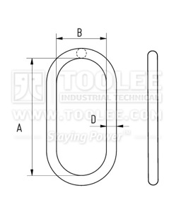 300 1507 Master Link A805 drawing