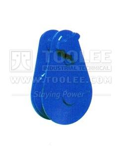 300 2812 01 Super Champion Snatch Block Tail Board Single Sheave 407
