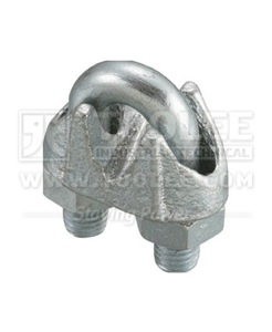 300 2106 Galv Malleable Wire Rope Clip Type B