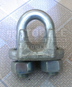 300 2103 Wire Rope Clip Forged US Type G450