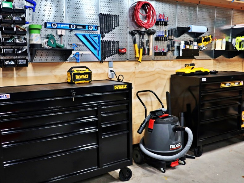 Welcome to The Tool Girl's Garage