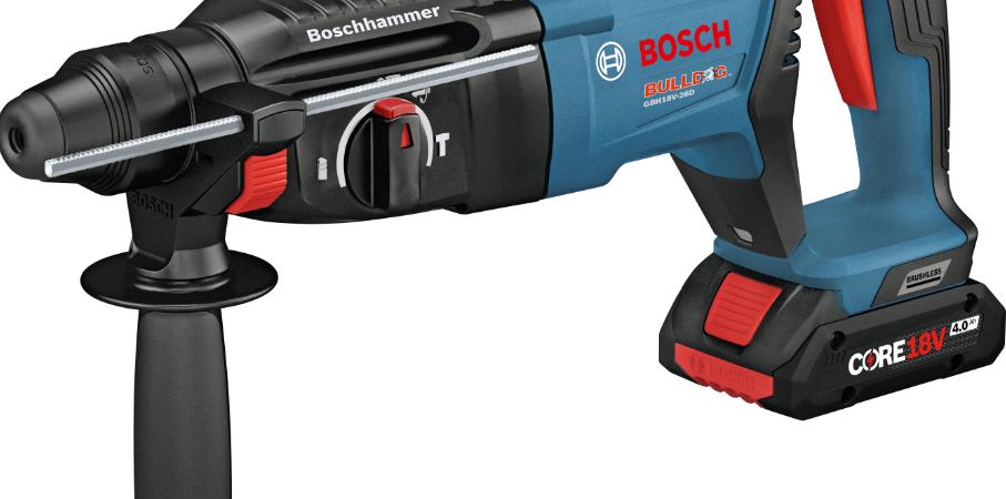 Bosch Cordless Bulldog