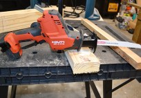 Hilti 12V Reciprocating Saw Review