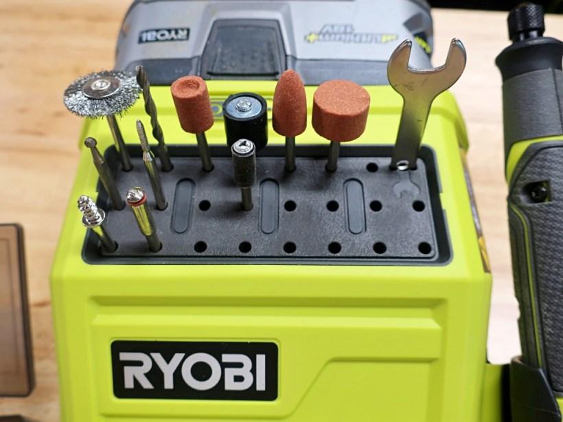 Ryobi Cordless Rotary Tool Review