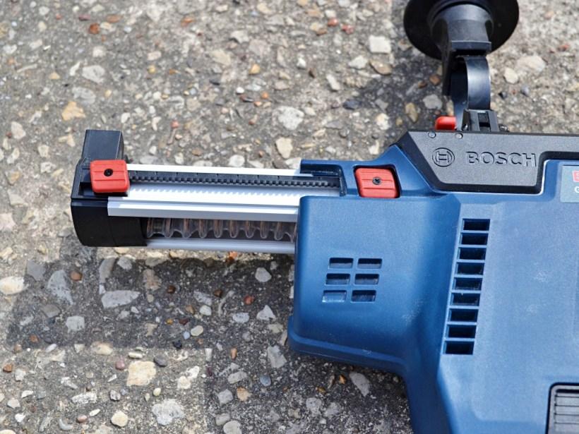 Bosch Bulldog Dust Extractor Revew