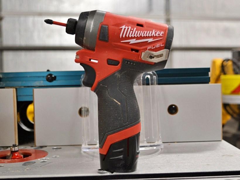May Tool Favorites - Milwaukee 12V Impact Driver