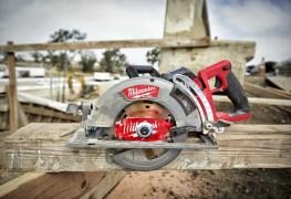 New Milwaukee Rear Handle Circular Saw