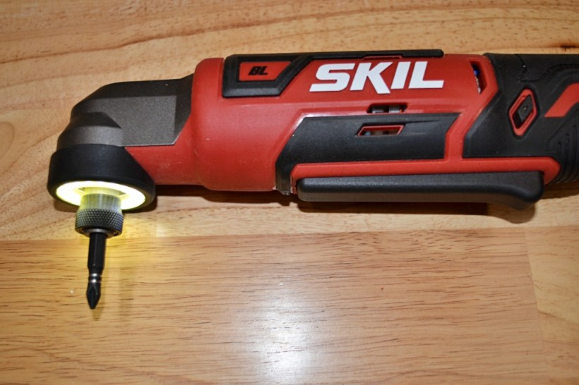 Skil 12V Right Angle Impact Review