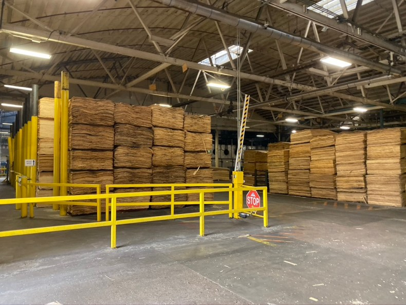 How Plywood is Made With Georgia Pacific