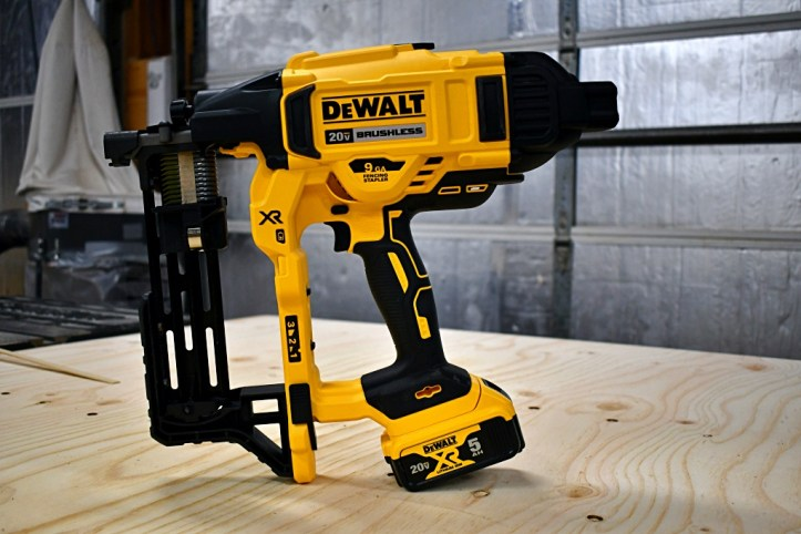 DeWalt Fencing Nailer Review