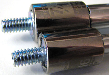 """1/4"""" Extension with 1/4"""" Bolt"""