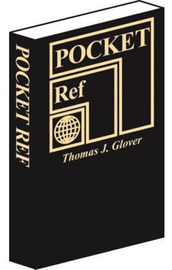 pocket-ref-reference-book