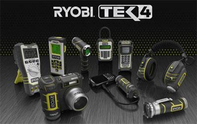 Ryobi-Tek4-System